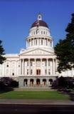 Kalifornien huvudbyggnad Royaltyfri Bild