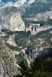 Kalifornien 2007 januari nationalpark tagna USA yosemite Arkivbild
