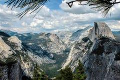 Kalifornien 2007 januari nationalpark tagna USA yosemite Royaltyfria Bilder