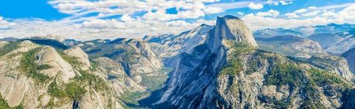 Kalifornien 2007 januari nationalpark tagna USA yosemite Arkivfoton