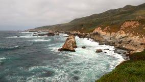 Kalifornien-Küste Lizenzfreie Stockbilder