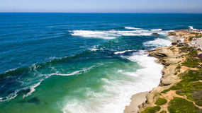 Kalifornien-Küste, La Jolla Stockbilder
