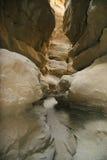 Kalifornien kanjonöppning royaltyfri bild