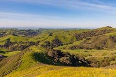 Kalifornien-Küsten-Strecke Lizenzfreie Stockfotografie