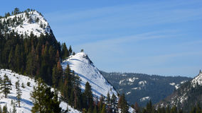 Kalifornien Lake Tahoe Arkivbilder