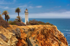 Kalifornien-Leuchtturm Stockfotografie