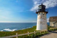 Kalifornien-Leuchtturm Stockfotos