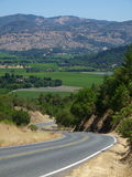 Kalifornien Napa Valley Arkivfoton