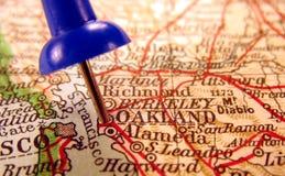 Kalifornien oakland arkivbild