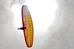 Kalifornien paraglider Royaltyfri Foto