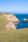 Kalifornien punktreyes kust Arkivfoto