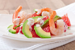 Kalifornien-Salat Stockfotos