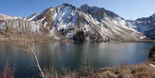Kalifornien - Sierra Nevada arkivfoto