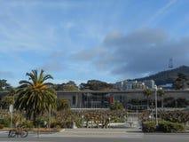 Kalifornien vetenskapsakademi i San Francisco Arkivfoto