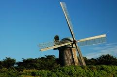 Kalifornien-Windmühle lizenzfreie stockfotos