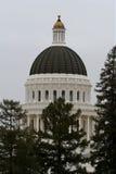 Kalifornii kapitału budynku Sacramento Obraz Royalty Free