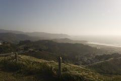 kalifornijczyka wybrzeże Obrazy Stock
