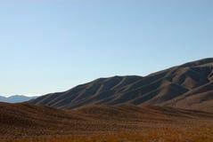 kalifornijskie dolina śmierci Fotografia Royalty Free
