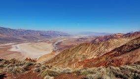 kalifornijskie dolina śmierci Zdjęcia Stock