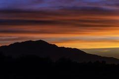 kalifornijskie słońca Zdjęcie Royalty Free