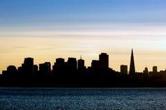 kalifornijskiego San Francisco zdjęcia stock