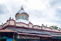 Kalighat Kali Temple in Kolkata stock fotografie