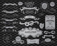 Kaligraficzni projektów elementy ilustracji