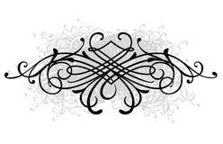 kaligraficzny Zdjęcia Royalty Free