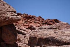 Kaliko-Hügel, Nevada Stockbilder