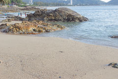 Kalim bay, next to Patong beach, Thailand Royalty Free Stock Images