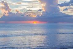Kalim bay, next to Patong beach, Thailand Stock Photography