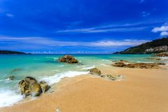Kalim Beach, Phuket, Thailand Stock Images