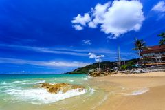 Kalim Beach, Phuket, Thailand Royalty Free Stock Photo