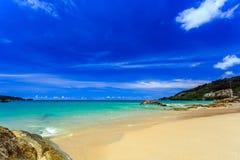 Kalim Beach, Phuket, Thailand Royalty Free Stock Photos