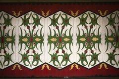 Kalimantan traditional pattern Royalty Free Stock Image