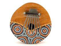 Kalimba Royalty Free Stock Image