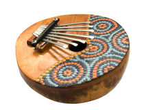 Kalimba Royalty Free Stock Photography