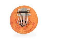 Kalimba africain d'instrument de musique images stock