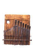 Kalimba african music instrument traditional Stock Images
