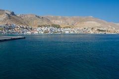 Kalimnos island, Greece. Stock Images