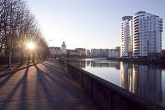 Kaliningrad Στοκ φωτογραφία με δικαίωμα ελεύθερης χρήσης