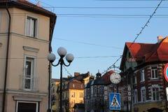 Kaliningrad stockbild