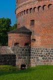 Kaliningrad amber Museum Stock Image