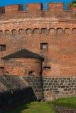 Kaliningrad amber Museum Royalty Free Stock Images