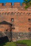 Kaliningrad amber Museum Stock Photos