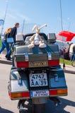 Kaliningrad automobilowy przedstawienie Fotografia Royalty Free