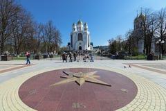 Kaliningrad city Stock Photography