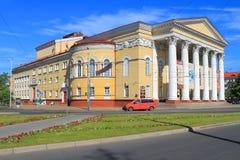 Kaliningrad dramata dzielnicowy teatr Zdjęcie Royalty Free