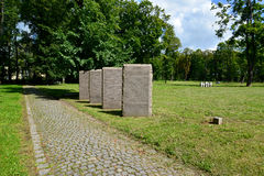 Kaliningrad. International memorial cemetery of victims of World Royalty Free Stock Photography