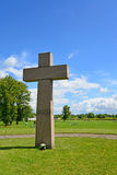 Kaliningrad. International memorial cemetery of victims of World Royalty Free Stock Image